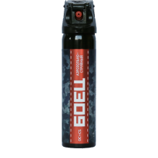 Боец 100 мл аэрозольно-струйный жгучий перец и слезоточивый газ Размер: Д: 36мм  х  Ш: 36мм  x  В: 151мм