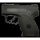 Добрыня пистолет аэрозольный. Емкость магазина: 5 (БАМов). Дальность стрельбы: 5 (м)
