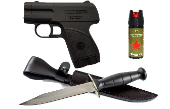 Купить аэрозольный пистолет