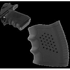 """Резиновая, противоскользящая """"перчатка"""" для рукоятки пистолета"""